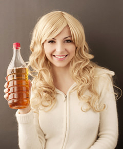 Apple Cider Vinegar for Hair