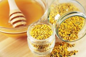 pollen benefits