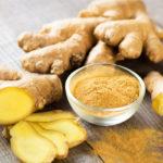 bloat-ginger
